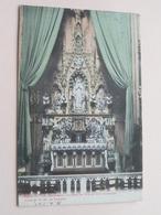 Eglise Du T.S. Sacrement, Chaussée De WAVRE 205 - Autel De N.D. De Lourdes () Anno 19?? ( Voir Photo ) ! - België