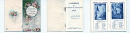 Petit Calendrier 1925 / Ste Thérèse / Lisieux - Calendriers