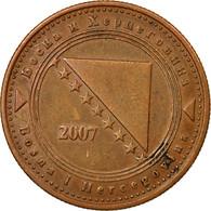 Monnaie, BOSNIA-HERZEGOVINA, 20 Feninga, 2007, TTB, Copper Plated Steel, KM:116 - Bosnien-Herzegowina