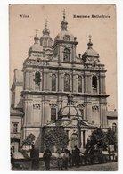 Wilna. Wilno. Vilna. Cathedral. Church. - Lithuania