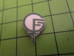 915c Pin's Pins / Beau Et Rare / THEME SPORTS : GOLF FG BALLE TEE - Golf