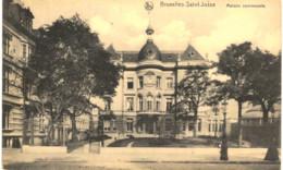 SAINTE-JOSSE Bruxelles  Maison Communale. - St-Josse-ten-Noode - St-Joost-ten-Node