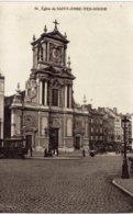 SAINTE-JOSSE église - St-Josse-ten-Noode - St-Joost-ten-Node