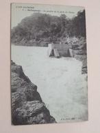 Le Gouffre De La Perte Du Rhône BELLEGARDE ( 3 - B. F. Paris ) Anno 1919 ( Voir Photo ) ! - Bellegarde