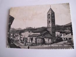 Torino - Ciriè Chiesa Di S. Martino - Italia