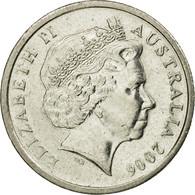 Monnaie, Australie, Elizabeth II, 5 Cents, 2006, TTB, Copper-nickel, KM:401 - Monnaie Décimale (1966-...)