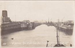 Alte Ansichtskarte Aus Wilhelmshaven -Rückkehr Von Der Letzten Minensuchfahrt- - Guerre