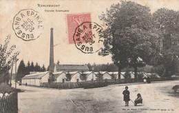 REMIREMONT : (88) Usines SCHWARTZ - Remiremont