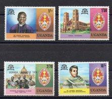 OUGANDA   Timbres Neufs ** De 1979   ( Ref 2404 A)  Sport -football - Ouganda (1962-...)