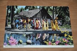 5799- MALAY VILLAGE WEDDING, SINGAPORE - Singapour