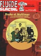 FLUIDE GLACIAL N° 406 - Avril 2010 - DUTREIX - Les BIDOCHON - THIRIET - FORBIDDEN ZONE - TITINE - MARGERIN - ZUMBIES - Fluide Glacial