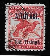 Aitutaki N°11 - Oblitéré - TB - Aitutaki