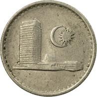 Monnaie, Malaysie, 10 Sen, 1978, Franklin Mint, TTB, Copper-nickel, KM:3 - Malaysia
