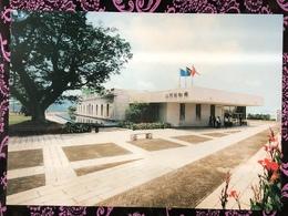 MACAU MUSEUM PPC, PRIVATE PRINTING - China