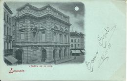 Louvain - Theatre De La Ville - Leuven