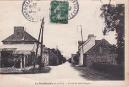 LA DOMINELAIS - La Rue Saint-Sulpice - Frankreich
