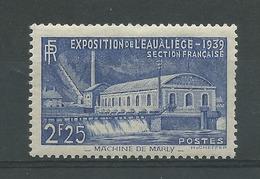 France  1939  N° 430  NF** - Unused Stamps