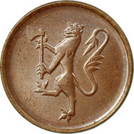 Monnaie, Norvège, Olav V, 5 Öre, 1982, TTB, Bronze, KM:415 - Norvège