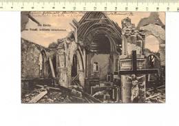 48785 -D4- BIXSCHOOTE DE KERK - RES ARMEE KORPS 1916 - Langemark-Poelkapelle