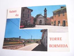 Cuneo - Saluti Da Torre Bormida - Cuneo