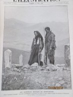 1913  Armee Montenegraine   MONTENEGRO    Apres L Abandon De Scutari  Bardaniol   Les Sacrifices Inutiles - Montenegro