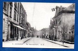 Algrange / Rue Maréchal Foch - Frankreich