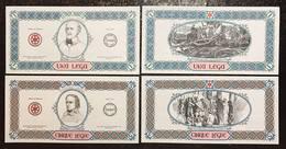 Padania Federale  5 + 1 LEGHE 1993  Alberto Da Giussano Lotto 2198 - [ 1] …-1946 : Kingdom