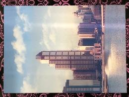 MACAU MODERN BUILDINGS PPC, PRIVATE PRINTING - BANK OF CHINA - Chine