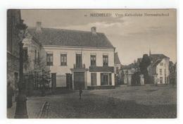 89  MECHELEN  Vrye Katholieke Normaalschool 1913 - Mechelen