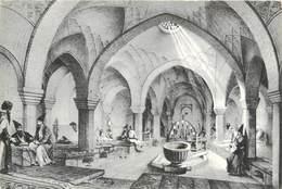 CPSM Baths Of Khosrau Agha-Isfahan                                                           L2697 - Afghanistan