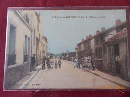 CPA - Aulnay-sur-Mauldre - Maisons Ouvrières - Frankreich
