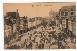 Louvain  Le Vieux Marché - Leuven