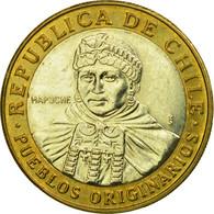Monnaie, Chile, 100 Pesos, 2012, Santiago, SUP, Bi-Metallic, KM:236 - Chile