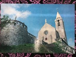 MACAU PENHA CHURCH PPC, PRIVATE PRINTING - Chine