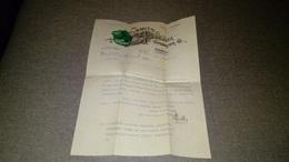 THE SMITH PREMIER TYPEWRITER Co. GRAND PRIX BRUSSEL 1910 BUDAPEST 1911. SZEPTEMBER 20. - Documents Historiques
