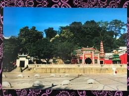 MACAU A-MA TEMPLE PPC, PRIVATE PRINTING - China