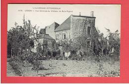 USSON CHATEAU DE BOIS RIGAUD CARTE EN TRES BON ETAT - Autres Communes