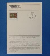 ITALIA 1997 BOLLETTINO ILLUSTRATIVO NUOVO N. 27 GIOCHI DEL MEDITERRANEO BARI - 6. 1946-.. Republic