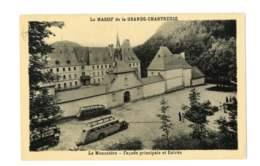 Le Massif De La Grande Chartreuse - Le Monastère - Façade Principale Et Entrée - 285 - Autres Communes