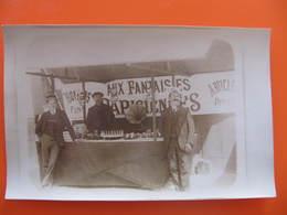 Carte Photo - AUX FANTAISIES PARISIENNES - P. MERCIER EDITEUR A LA ROCHELLE - Commercio