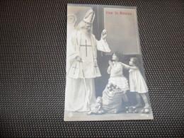 Saint Nicolas  Sint Niklaas  Sinterklaas  Poupée  Pop - Saint-Nicolas