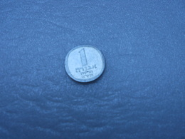Israel. Coin. 1 New Agora. DATE INCONNUE - Israel