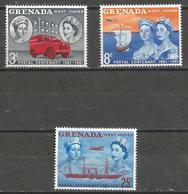 Grenada. - 1963 Stamp Centenary MH * - Grenada (...-1974)