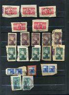 ITALIA - DEMOCRATICA Lotto Di Alti Valori - 1946-60: Usati