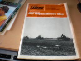 Der Landser W Sandner Der Folgenschwere Sieg Sommer 1942  Der Weg Nach Stalingrad War Frei Deutscher Kriegsflugzeuge - Revistas & Periódicos