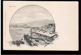 CHILE Mollendo Ca 1905 OLD POSTCARD 2 Scans - Cile