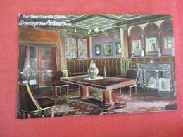 Greetings  Red Room Riverton Casino-- Glitter Added  Maine > Portland    Ref 3071 - Portland