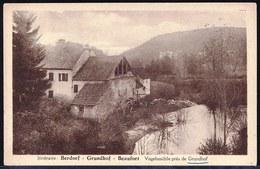 LUXEMBOURG - BERDORF - GRUNDHOF - BEAUFORT --- VOGELSMUHLE - MOULIN A EAU - WATERMOLEN - MOLEN - Cartoline