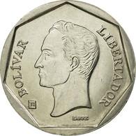 Monnaie, Venezuela, 100 Bolivares, 2001, Maracay, TTB, Nickel Clad Steel, KM:83 - Venezuela