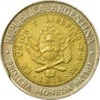 Monnaie, Argentine, Peso, 2009, TTB, Bi-Metallic, KM:112.1 - Argentina